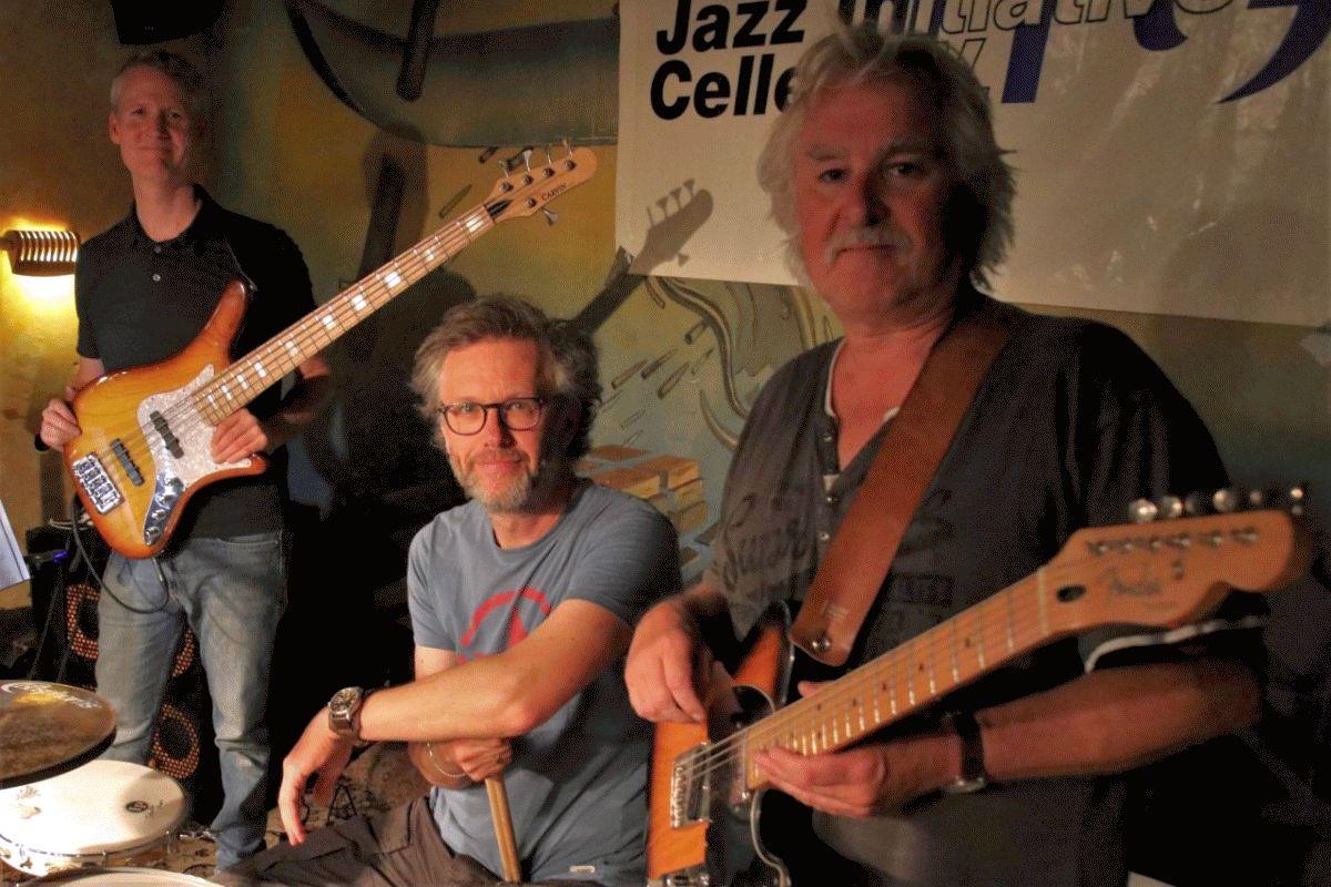 """Neue Jazz Initiative Celle mit """"Jazz auf'm Land"""" und dem Uli Wißmann Trio auf dem Hof Peters in Scharnhorst"""