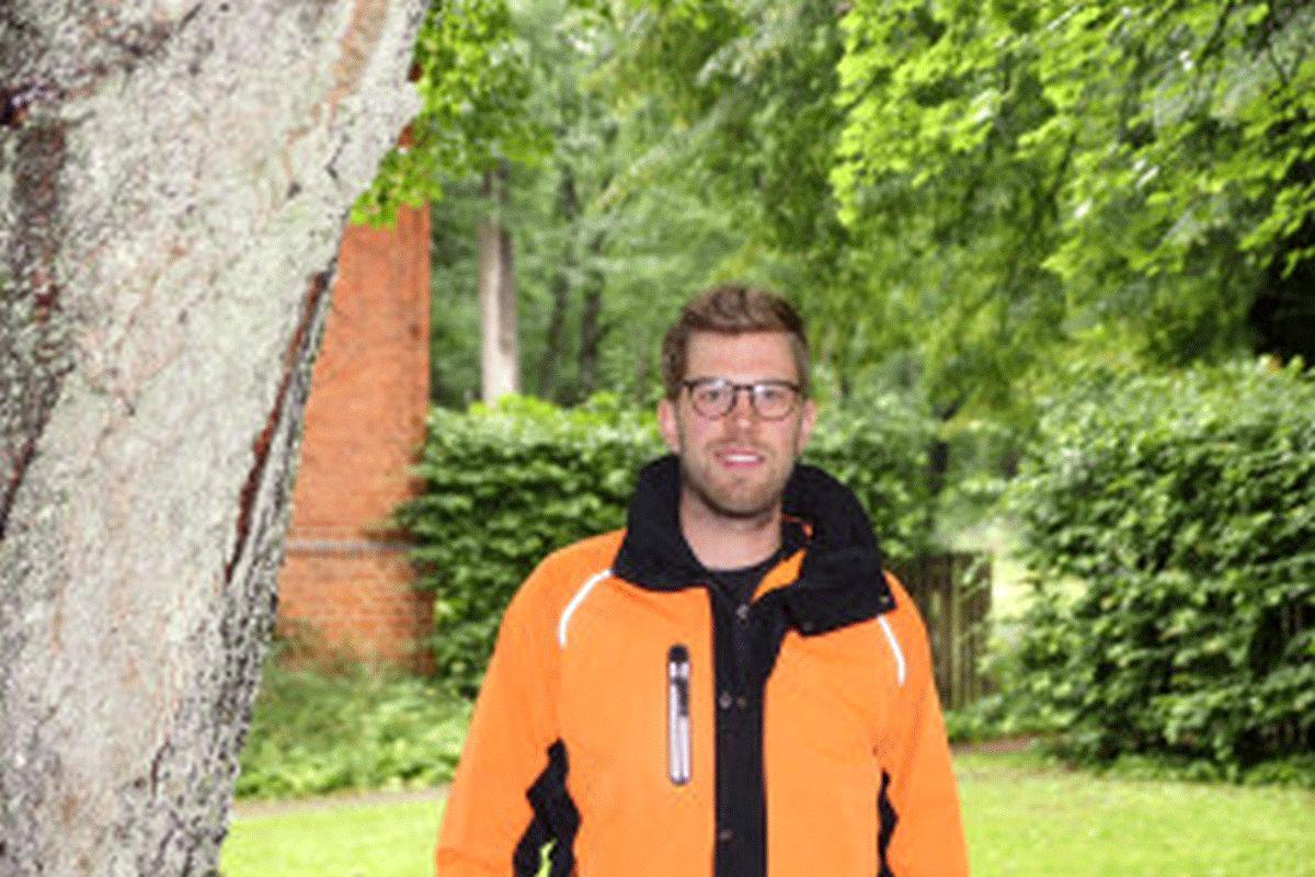 Neuer Forstwirtschaftsmeister im Forstamt Unterlüß