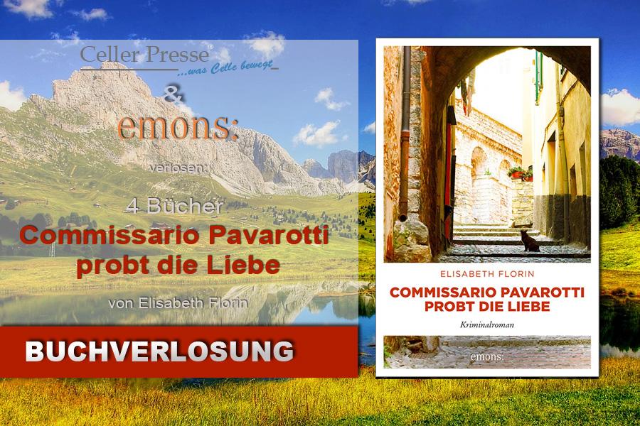 """Buchverlosung """"Commissario Pavarotti probt die Liebe"""""""