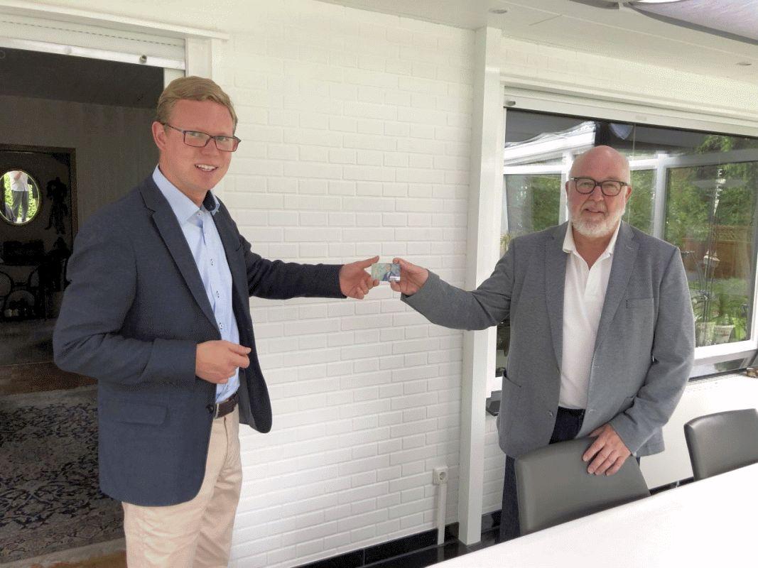 Wechsel im Ortsrat Klein Hehlen – Dr. Michael Többens tritt der CDU bei