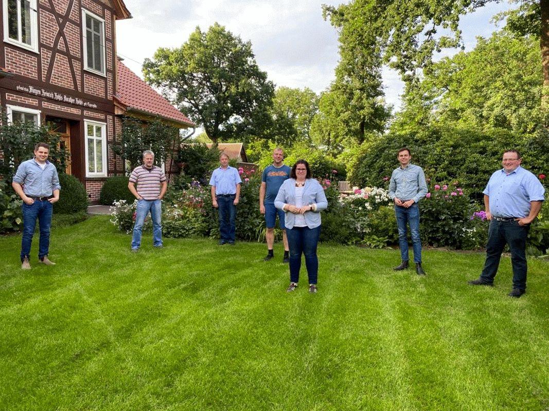Besuch der Europaabgeordneten im ländlichen Raum