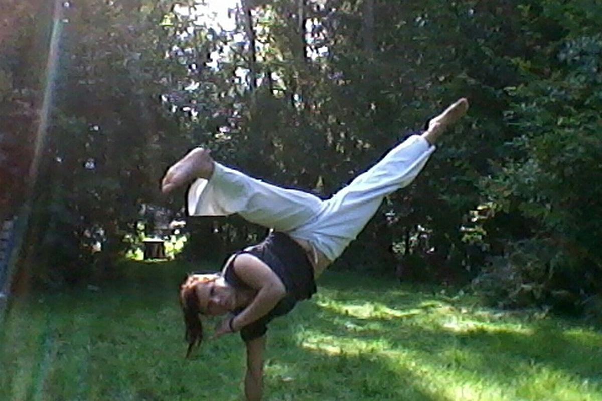 NEU im MTV E: Capoeira für Klein und Groß