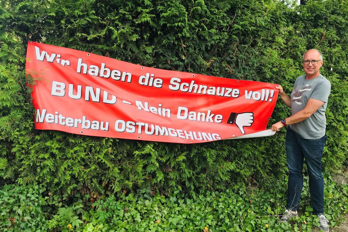 """Die """"roten Banner"""" haben Wirkung gezeigt"""