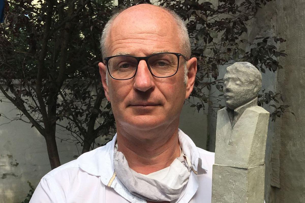 Ernst Schulze im Rosengarten: Denkmal für einen Celler Dichter