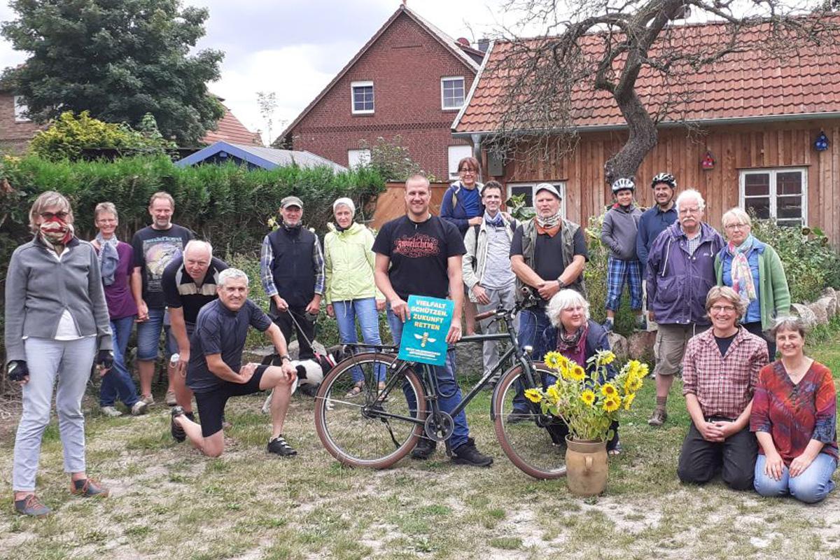 Grüne Radtour zu den magischen Orten