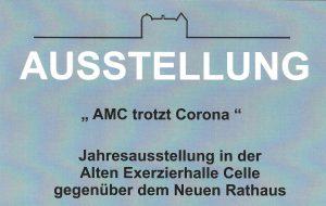 Ausstellung: AMC trotzt Corona @ Alten Exerzierhalle am Neuen Rathaus