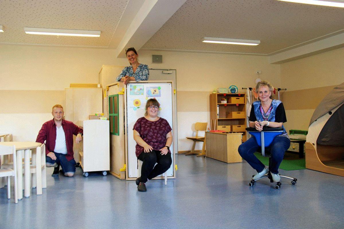 Kindergarten Sülzweg nimmt Betrieb auf