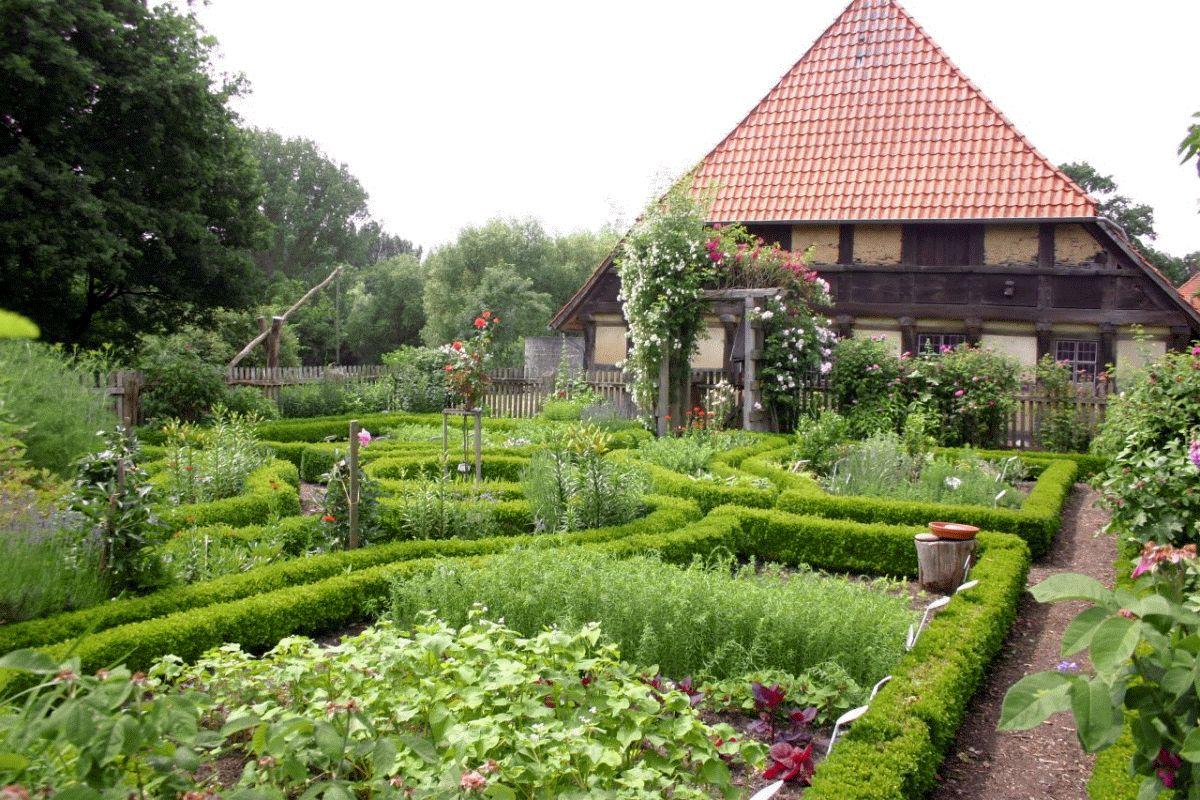 Offene Pforten-Gärten im August und September