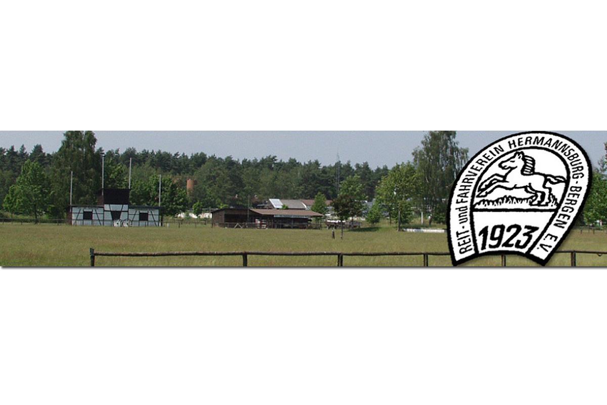 Mitgliederversammlung des Reit-und Fahrvereins Hermannsburg-Bergen e.V.