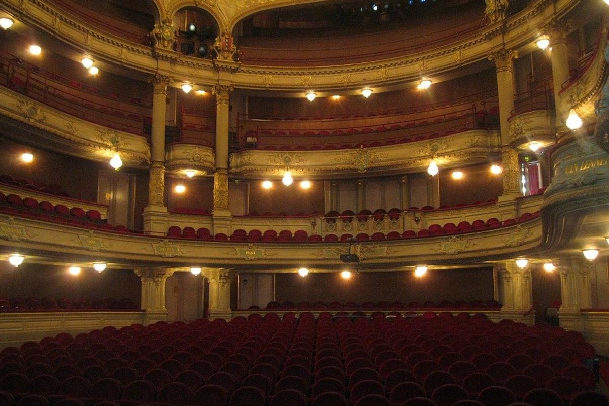 Romantik, Liebe und Intrigen im Schlosstheater Celle