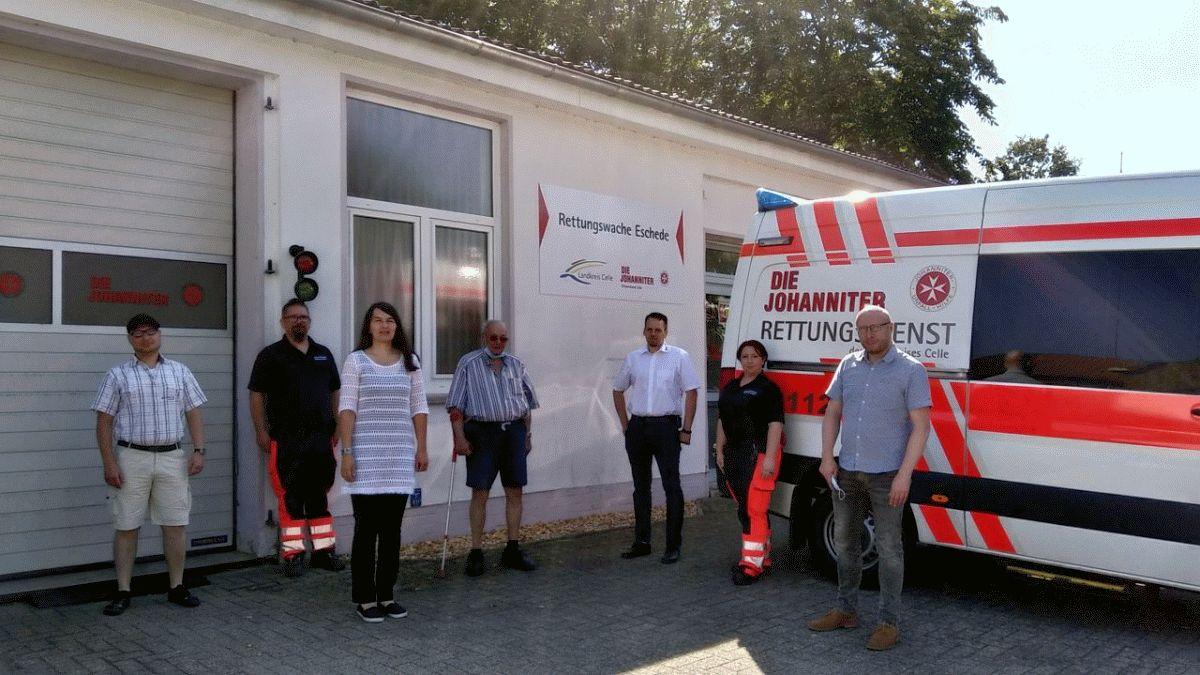 SPD-Bundestagsabgeordnete Kirsten Lühmann besucht auf ihrer Sommerreise Eschede