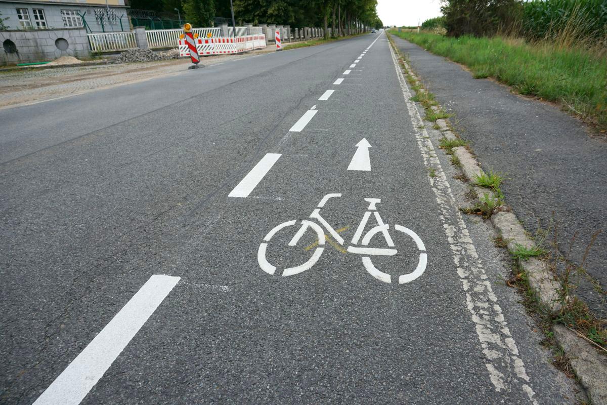 VCD testet Fahrradwege auf der Hohen Wende