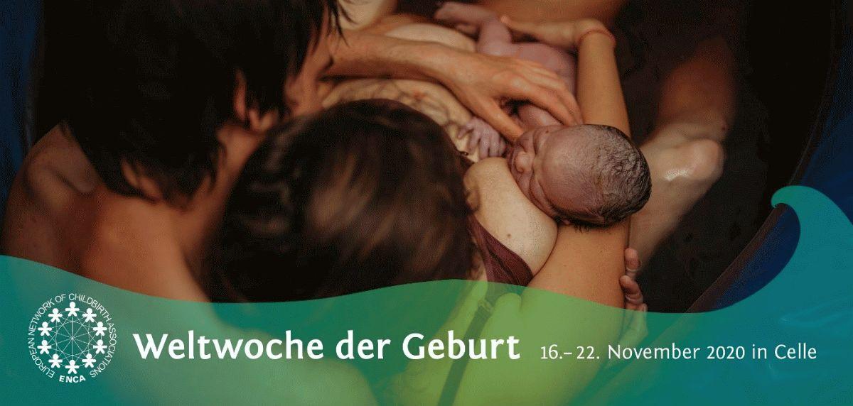 Weltwoche der Geburt 16. – 22. November 2020 in Celle