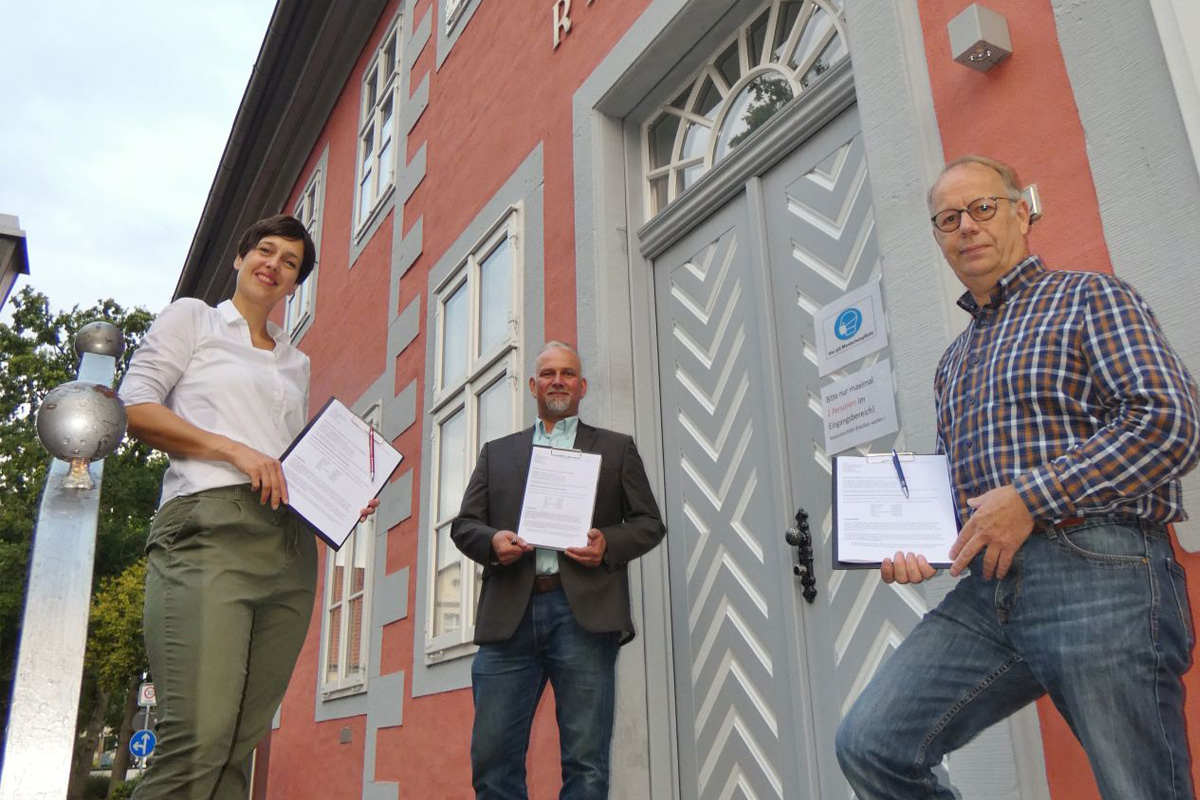 Winser Bürger starten Einwohnerantrag