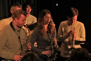 Neue Jazz Initiative Celle – Jazz Session mit Moritz Aring @ Kunst & Bühne