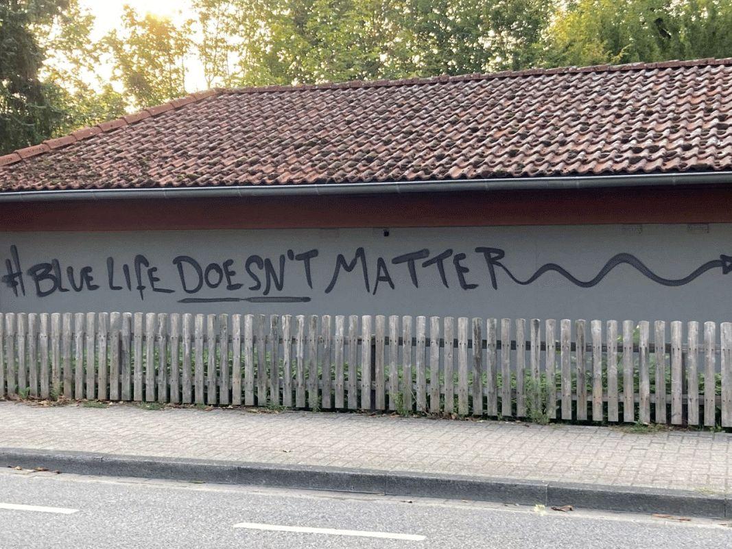 AfD-Stadtratsfraktion fordert härteres Vorgehen gegen Illegale Graffitischmierereien