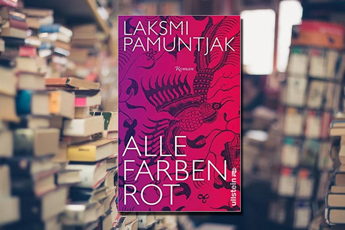 Alle Farben Rot – Bücher entdecken im MehrGenerationenHaus Celle