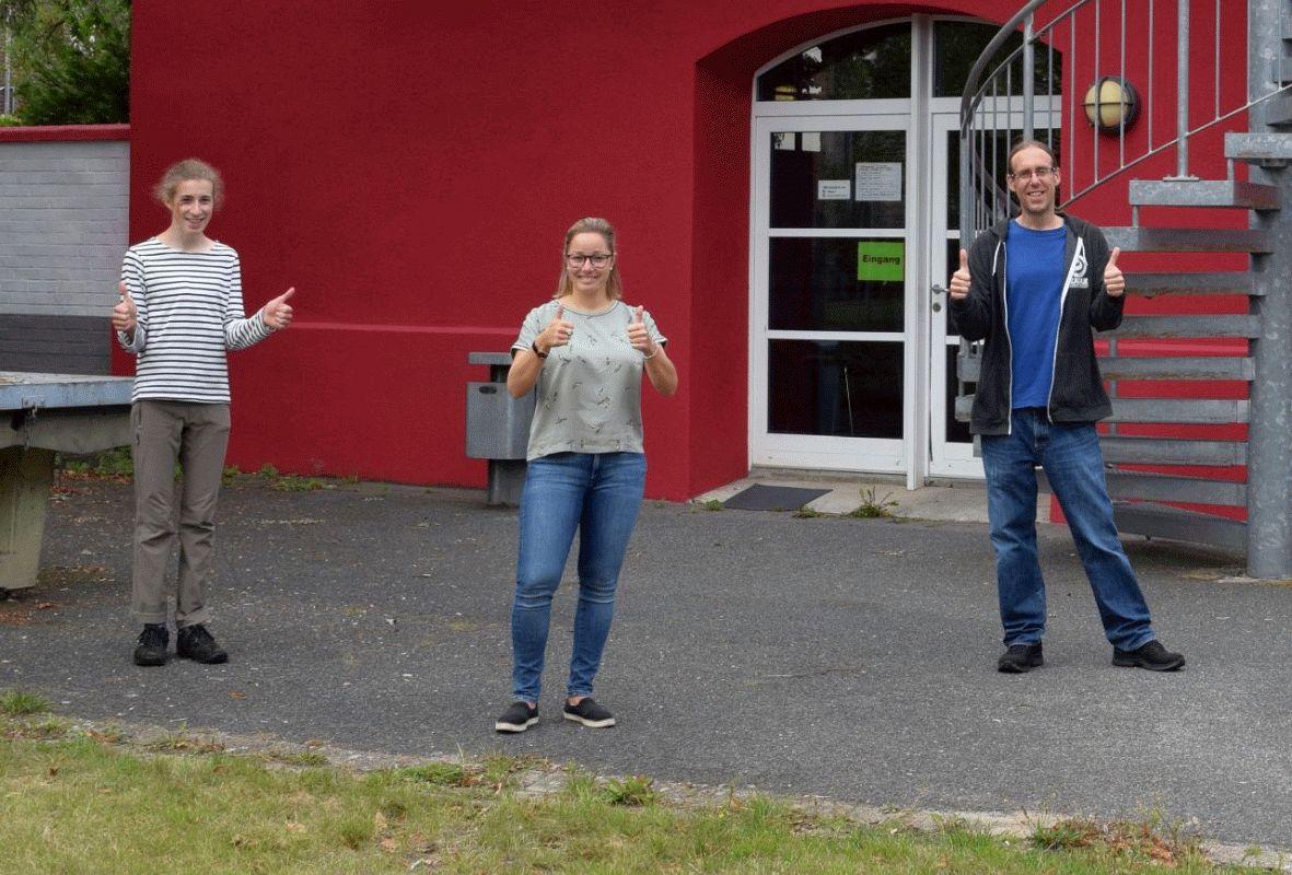 CD-Kaserne gibt bekannt: Jugendtreff Haus Nr. 7 wieder geöffnet
