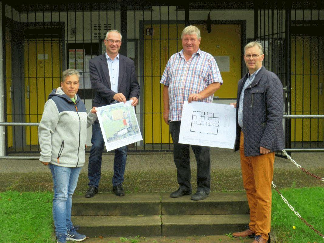 CDU Ortsräte unterstützen die Pläne des VfL Altenhagen