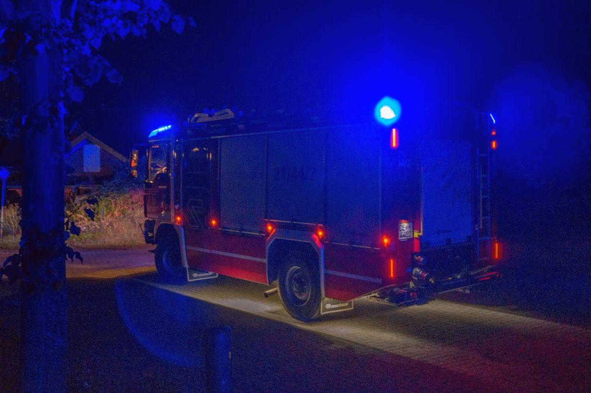 Feuerwehr Flotwedel: Fehlalarm durch fehlausgelöste Brandmeldeanlage