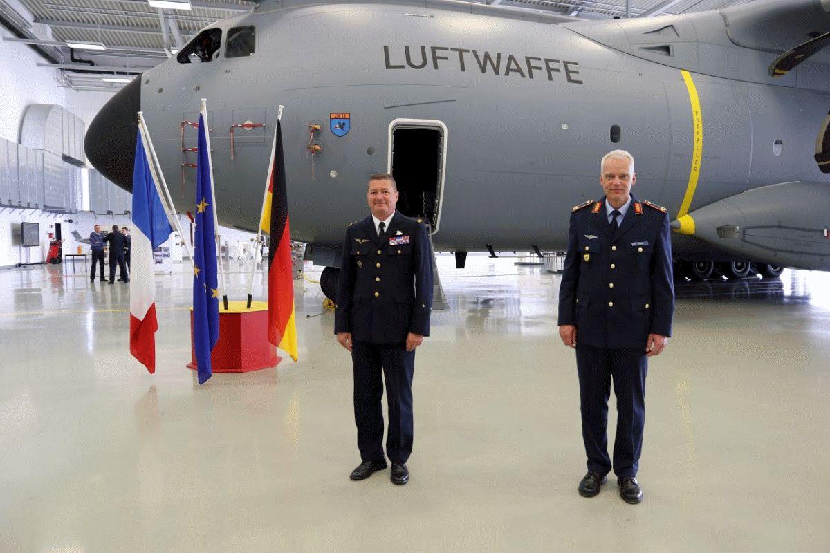 Fünf Jahre EASA/DEMAR zertifizierte Ausbildung A400M in Wunstorf – deutsch-französische Erfolgsgeschichte