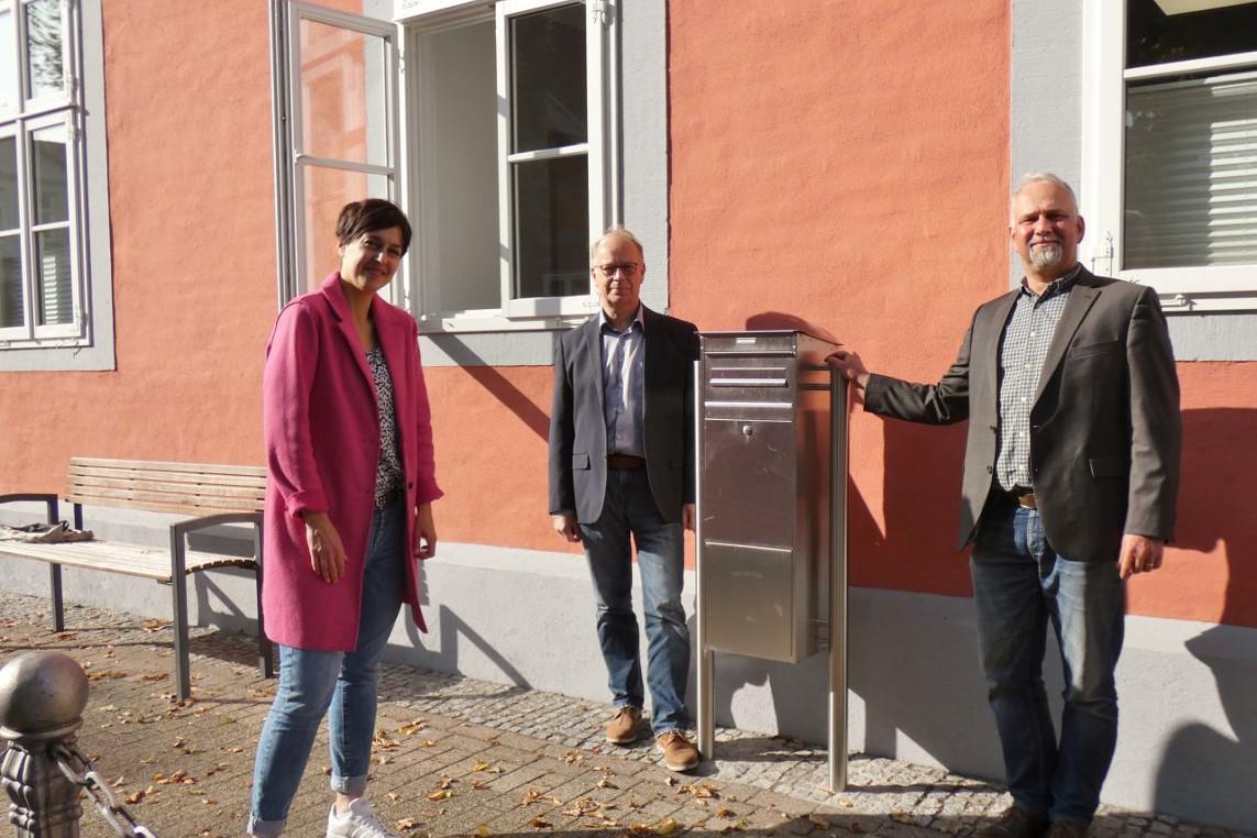 Geschafft!: Unterschriftenlisten zum Einwohnerantrag an die Gemeinde Winsen übergeben