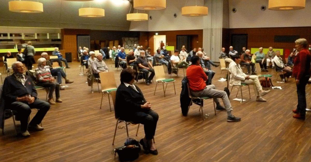 Geschichtswerkstatt Gemeinde Faßberg: Erste öffentliche Veranstaltung war ein Erfolg