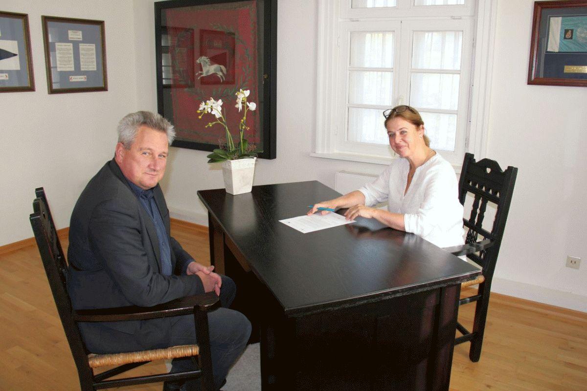 Stadt Bergen setzt am 21. September ein Zeichen für den Frieden