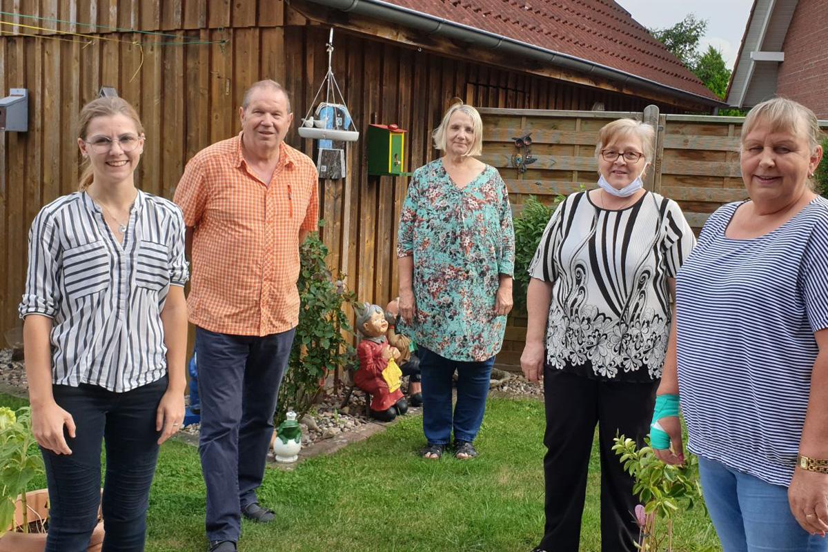 Zwei neue Mitarbeiter verstärken das Team des Weissen Rings in Celle