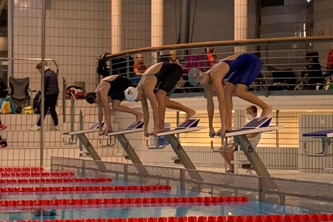Celler Schwimm-Club erfolgreich beim Herbstmeeting der SSG Braunschweig am 11.10.2020