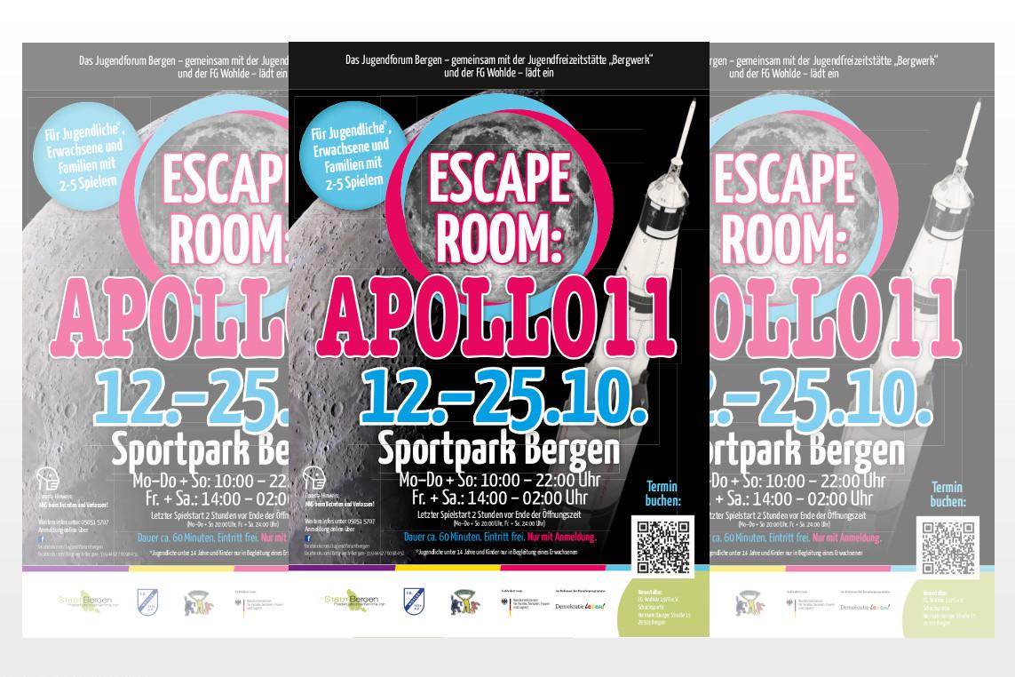 Escape Room geht in die Verlängerung