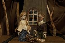 """Hänsel und Gretel - gespielt von Kindertheater """"Mensch, Puppe!"""" aus Bremen @ CD-Kaserne gGmbH, Halle 16"""