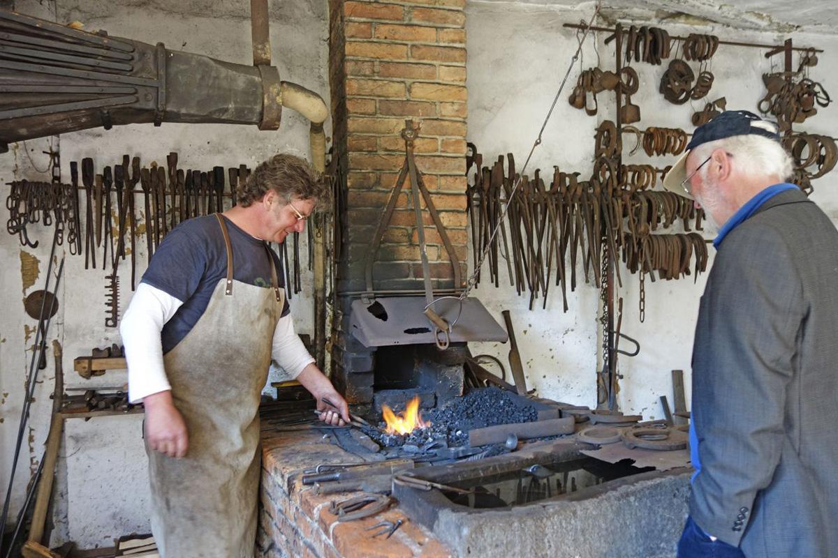 Handwerkertag zum Saisonausklang Aktionstag im Museumsdorf Hösseringen