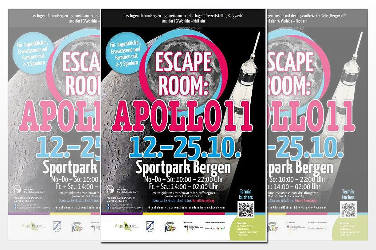 Herbstferien-Event Escape Room Bergen