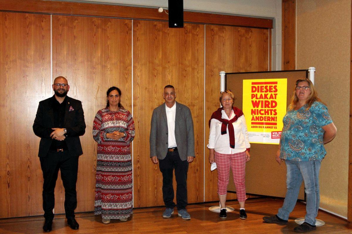Informationsveranstaltung zu Roma in Bergen