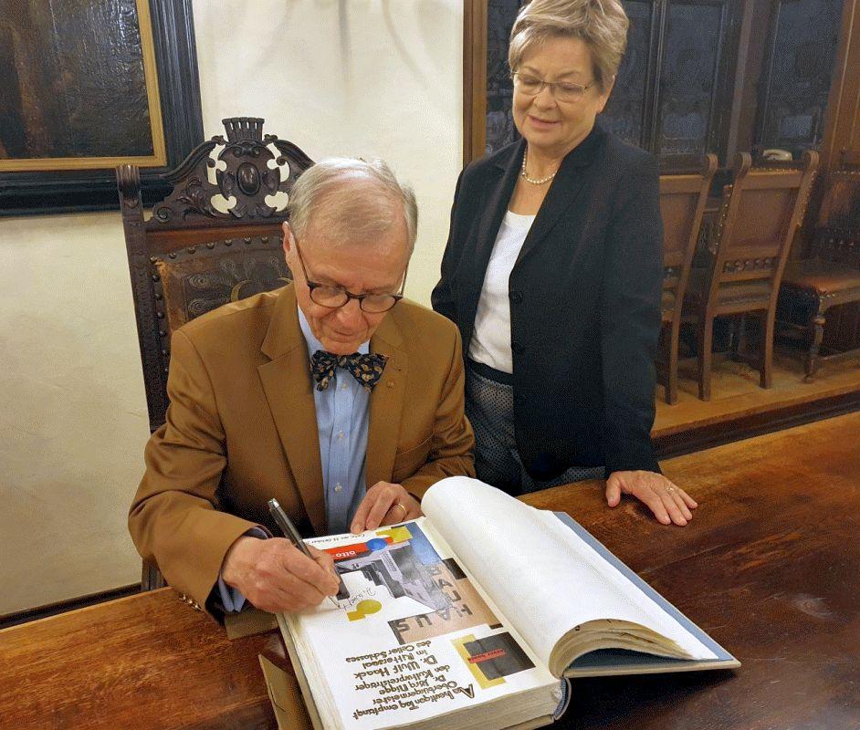 Kulturpreis für Dr. Wulff Haack – Engagement für Otto Haesler und Neues Bauen