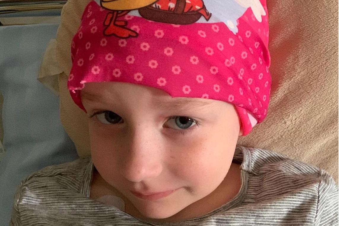 Mayla (6 Jahre) braucht aufgrund Krebserkrankung dringend Hilfe