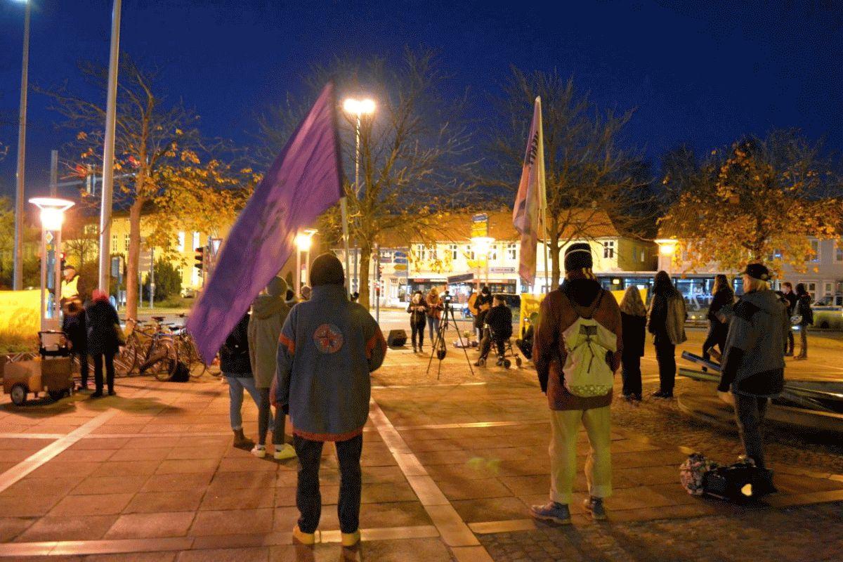 Auch in Celle: Gemeinsam gegen Gewalt an Frauen