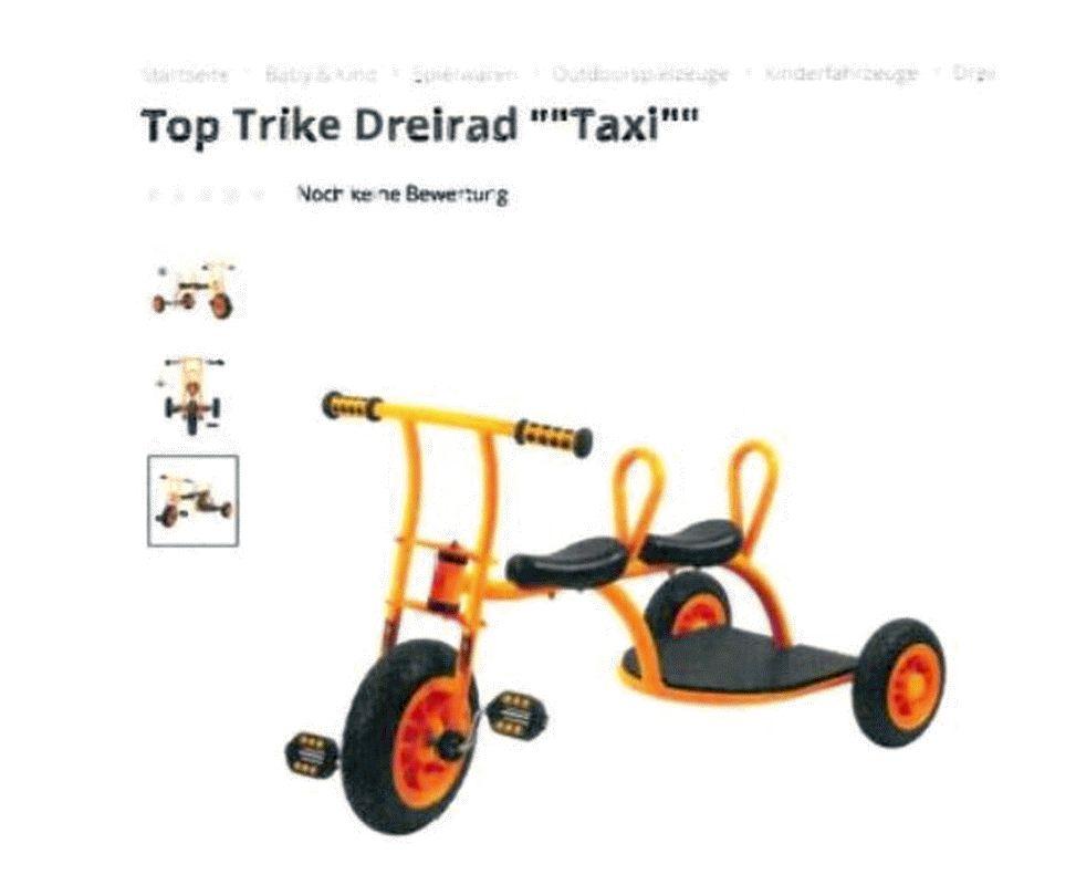 Auffälliges oranges Dreirad bei Einbruch in Hambühren gestohlen – Polizei sucht Zeugen