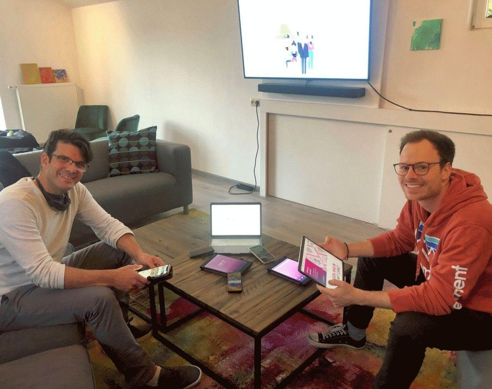 Deutsche Telekom Stiftung fördert Projekt der Jugendarbeit in der CD-Kaserne – CD-Kaserne wird immer digitaler – auch in der Jugendarbeit