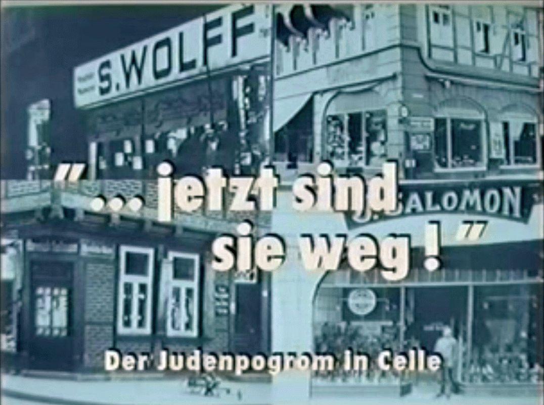Dokumentarfilm zum Judenpogrom in Celle
