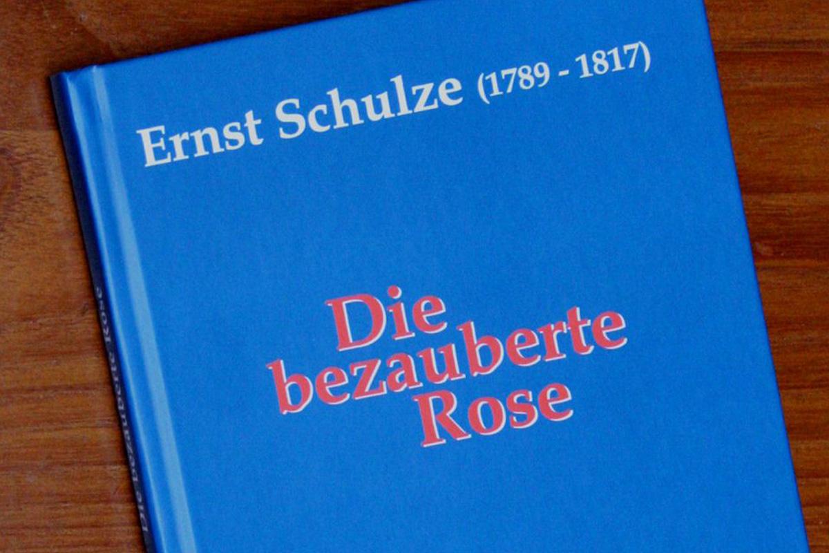 Ernst Schulzes Die bezauberte Rose in neuer Ausgabe