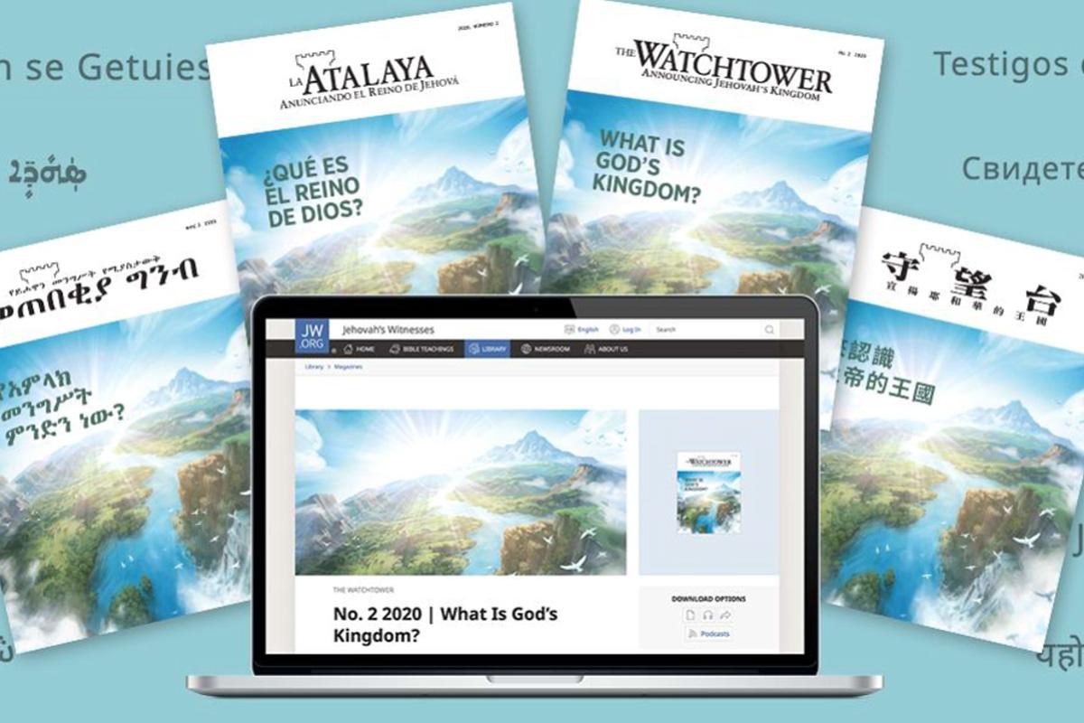 Jehovas Zeugen starten internationale Kampagne