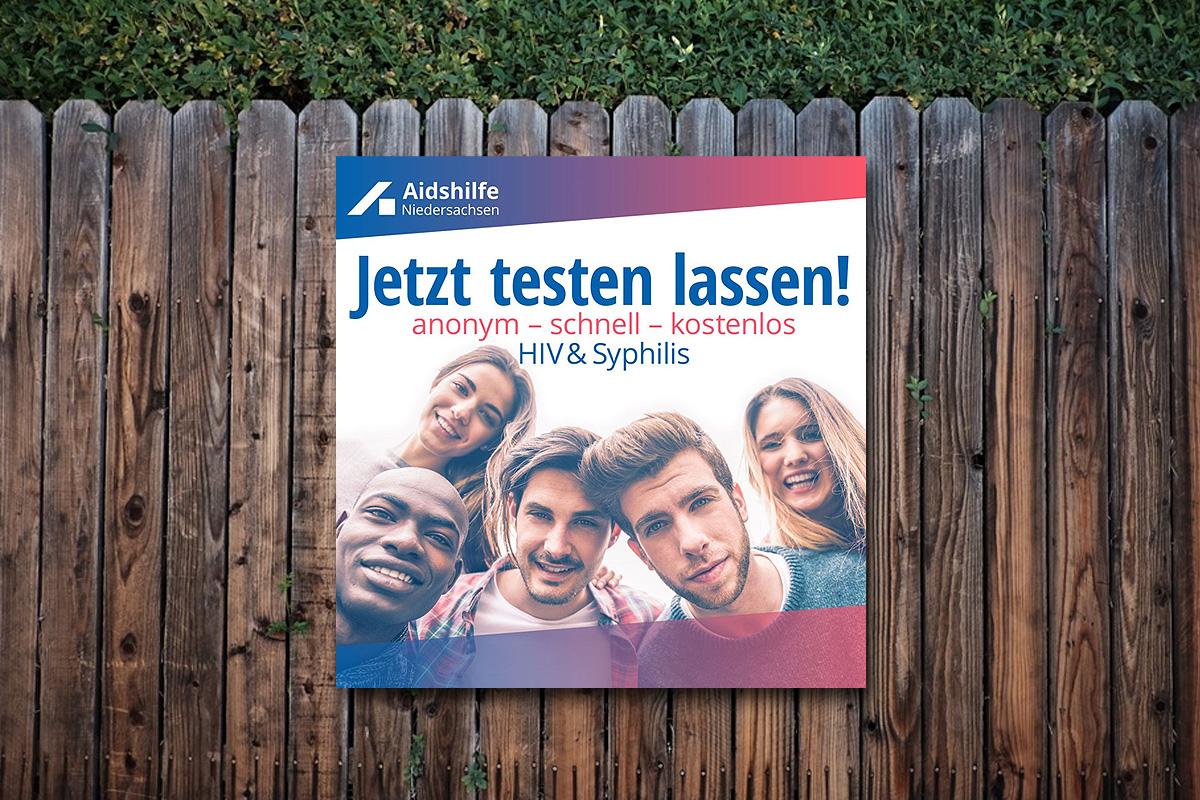 Jetzt testen lassen auf HIV & Syphilis – kostenlos und anonym – Kampagnenstart zum Welt-Aids-Tag 2020 in der Beratungsstelle Infoline-Celle