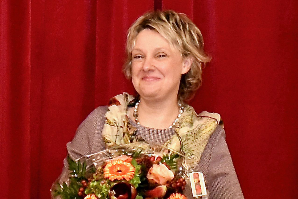 Katharina Ebeling ist die Bürgermeisterkandidatin des CDU Gemeindeverbandes Südheide