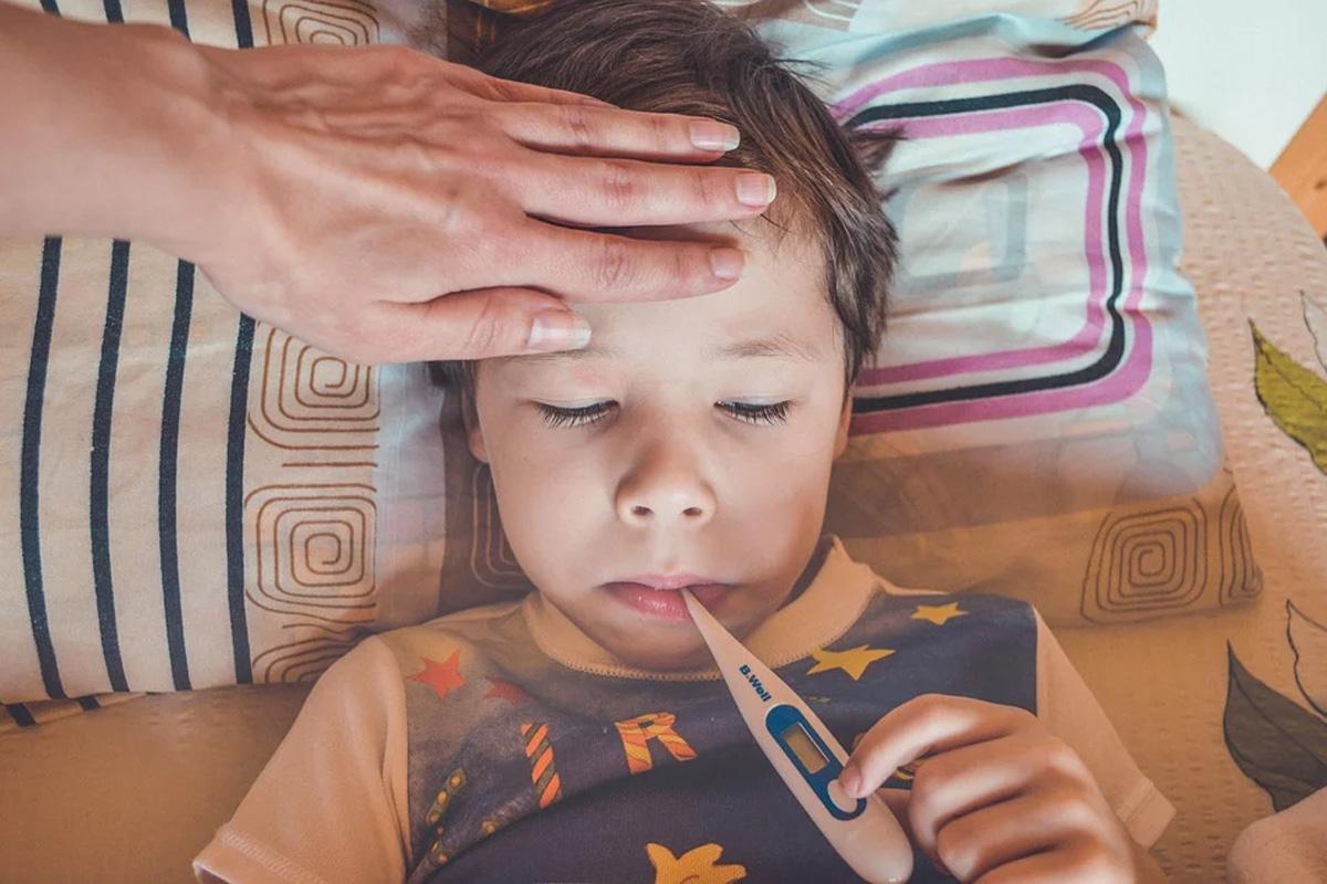 Kinderkrankheiten – Darauf sollten Eltern achten