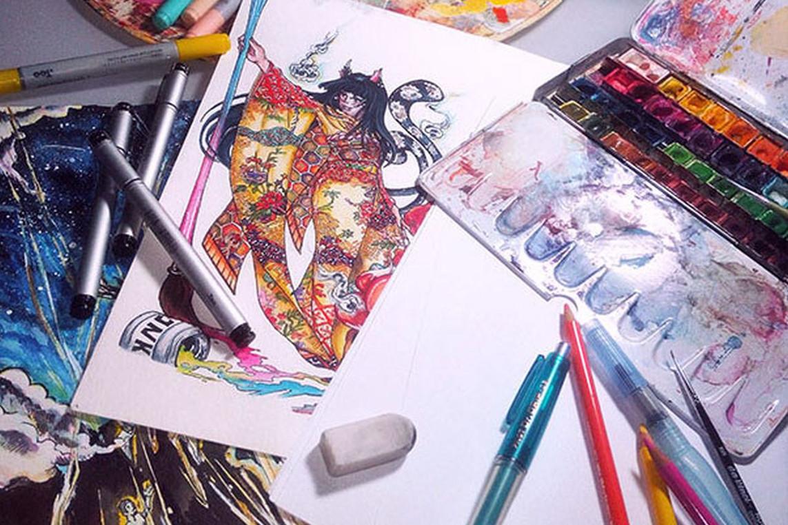 Manga zeichnen für Kids