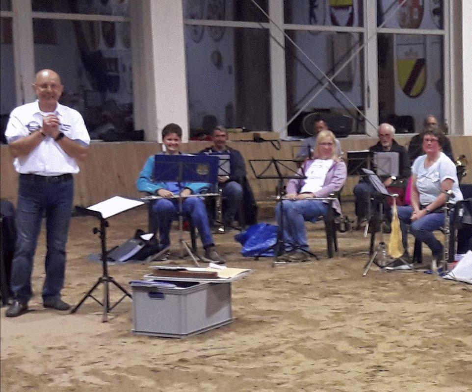 Neues vom Musikzug der Ortsfeuerwehr Adelheidsdorf