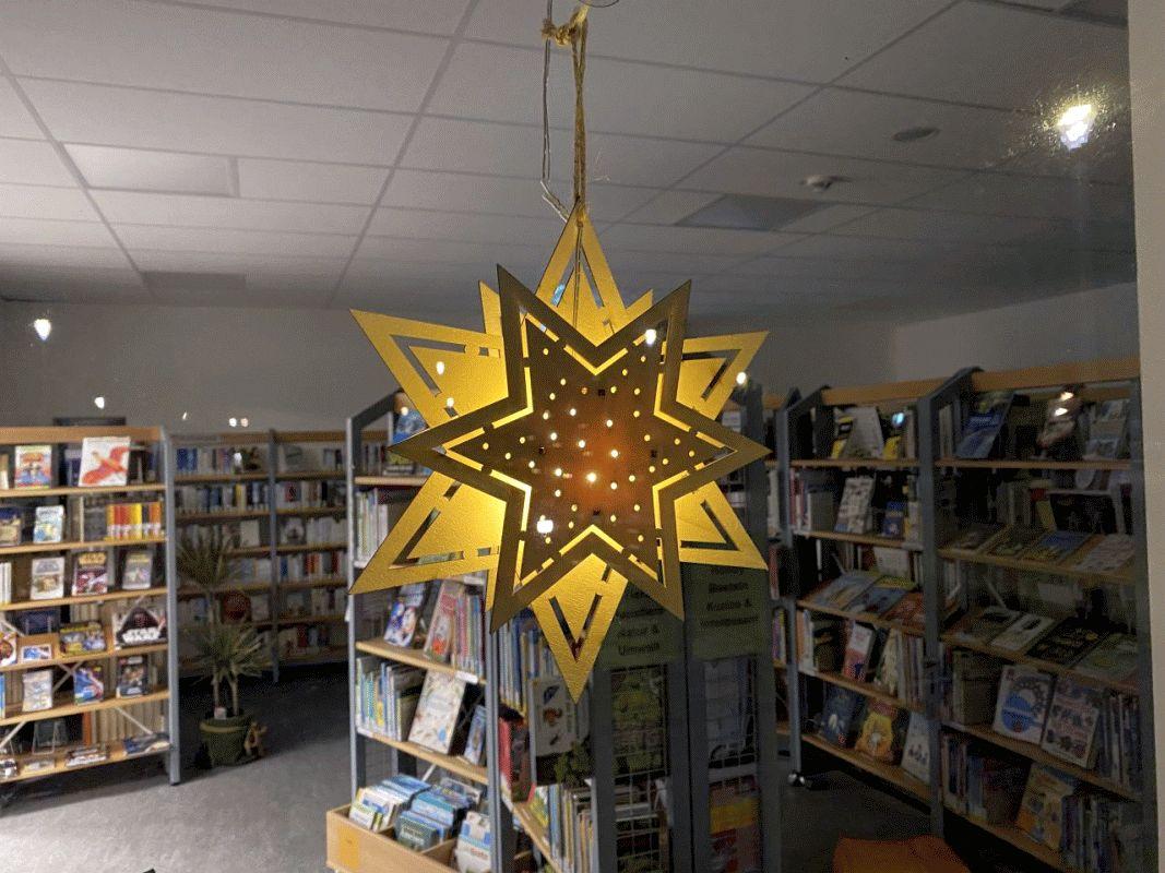 Schenk uns Deinen Stern