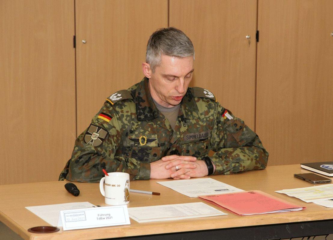 Standort Munster lädt am 12. Juni 2021 zum Tag der Bundeswehr – Erste Koordinierungsbesprechung unter Corona-Bedingungen